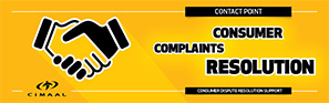 Consumer Complaints Resolution