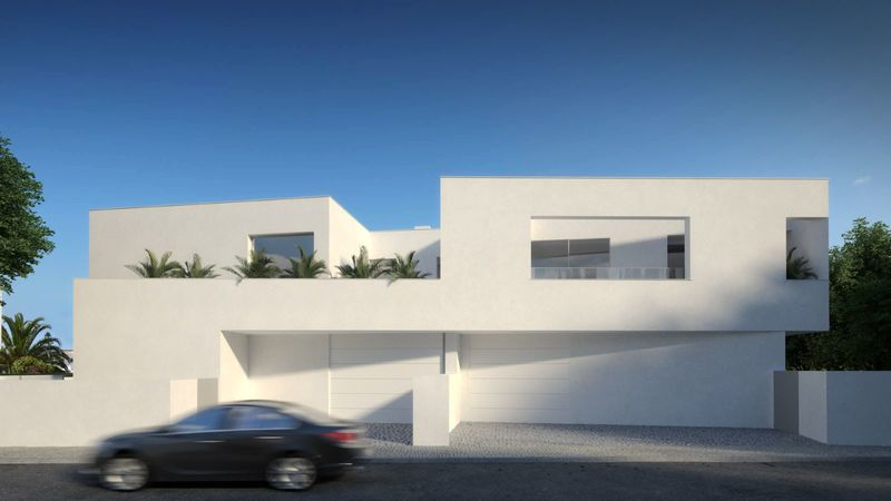 4 bedroom Villa in Porto de Mós, Santa Maria, Algarve, Portugal