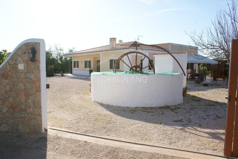Quinta V3 Porches/Lagoa Lagoa (Algarve) - árvores de fruto, terraço, poço, piscina