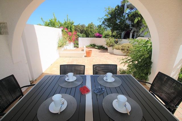 Apartamento T2 Praia da Luz Lagos - jardim, varandas, piscina