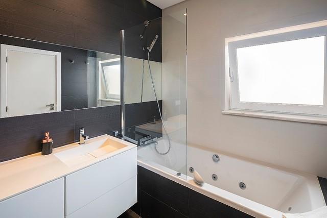 Casa de banho do quarto principal