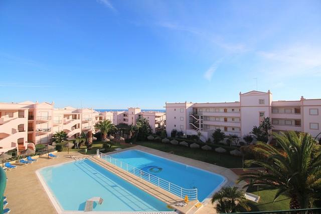 Apartamento com vista mar T2 Praia da Luz Lagos - piscina, vista mar