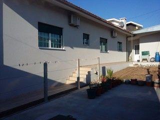 Moradia V3+1 Escapães Santa Maria da Feira - ar condicionado, garagem, cozinha equipada, lareira, vidros duplos