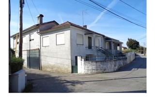 Moradia V3 São Roque Oliveira de Azeméis - lareira, garagem