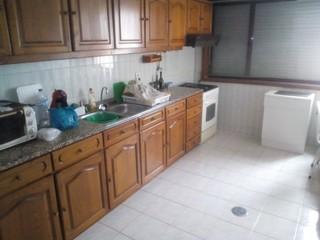 Apartamento T3 Escapães Santa Maria da Feira - lareira, cozinha equipada, garagem