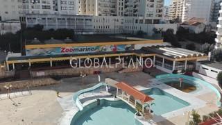 Apartamento T1 Praia da Rocha Portimão - equipado, varanda, piscina, mobilado