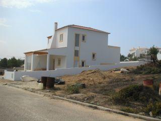 Moradia V3 nova Espartal Aljezur - terraços, garagem