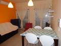 Apartamento T0+1 novo perto da praia Monte Gordo Vila Real de Santo António - varanda