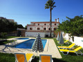 House V3 Silves - barbecue, swimming pool, equipped kitchen, terraces, terrace, parking lot
