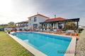 Para venda Moradia V7 Moncarapacho Olhão - piscina, ar condicionado, portão automático, garagem, jardim, terraços