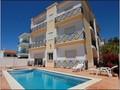 Para venda Apartamento T1+1 Semi novo Areias de S. João Albufeira - ar condicionado, piscina, condomínio fechado