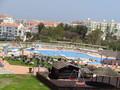 À venda Apartamento bem localizado T1  Albufeira - varanda, piscina, parque infantil, ar condicionado