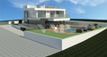 Para venda Lote para construção Vap Real Estate Algarve Loulé - água, garagem, painéis solares
