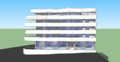 Apartamento novo em construção T2 São Sebastião Lagos para vender - ar condicionado, painéis solares, equipado, cozinha equipada