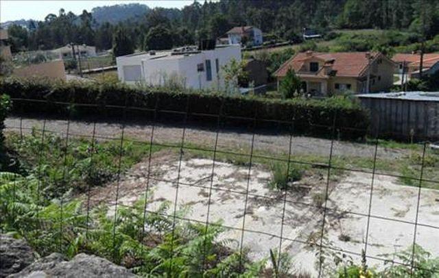 Terreno Urbano com 405m2 Cesar Oliveira de Azeméis