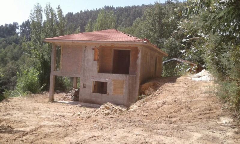 Home Isolated V3 Parada Santa Eulália Arouca - balconies, balcony