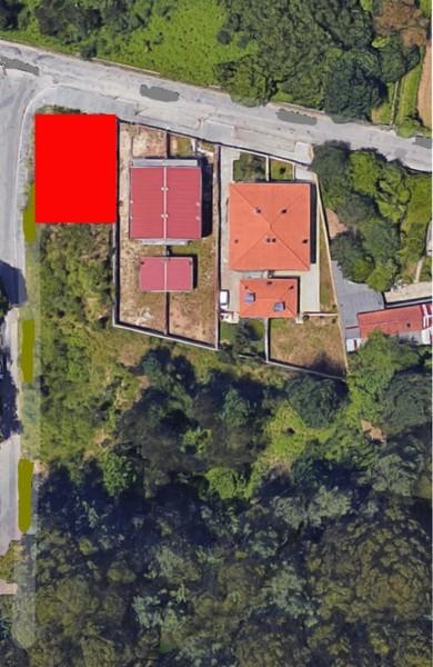 Lote de terreno com 450m2 Perto do Castelo Feira Santa Maria da Feira