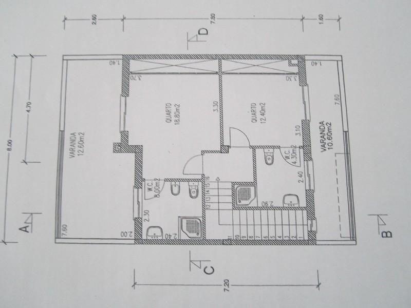 Moradia V3 Geminada em construção Outeiro Santiago de Riba-Ul Oliveira de Azeméis - ar condicionado, varandas, garagem