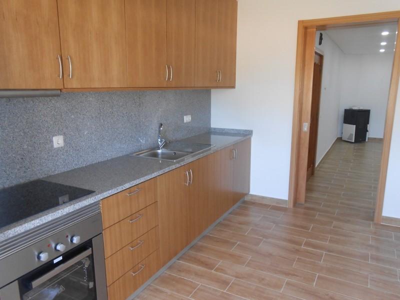 Apartamento perto da praia T3 Esmoriz Ovar - cozinha equipada