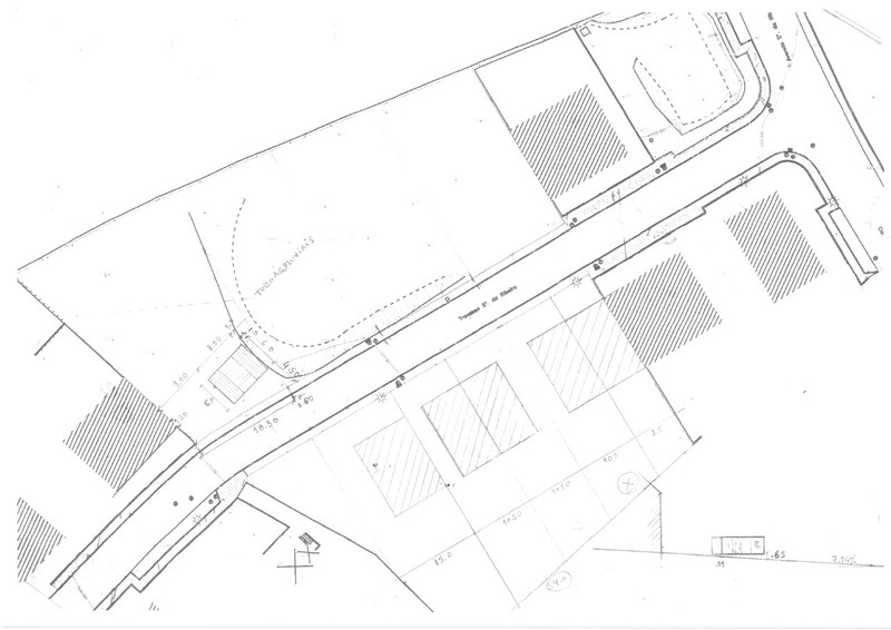 Plot of land for construction Cesar Oliveira de Azeméis - easy access