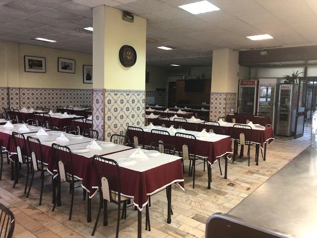 Restaurante/Café São João da Madeira - wcs, cozinha