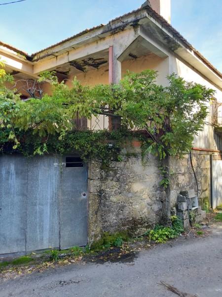 Casa V3 Rossas Arouca - terraço
