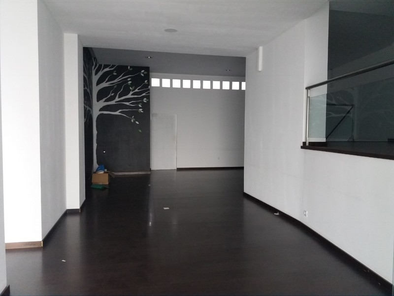 Excelente loja São João da Madeira - wc, montra