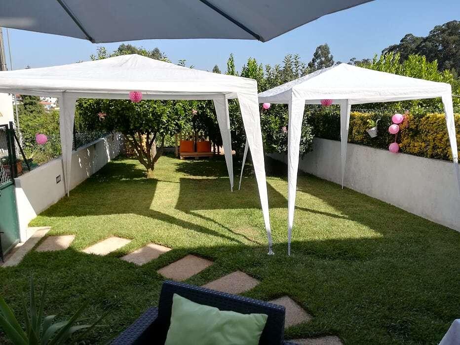 Casa V3 Oliveira de Azeméis - lareira, vidros duplos, jardins, caldeira, aquecimento central, ar condicionado, garagem, terraço