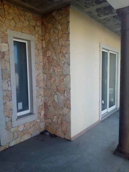 Moradia V4 em construção Branca Albergaria-a-Velha - ar condicionado, aquecimento central, garagem, cozinha equipada, jardim, varandas