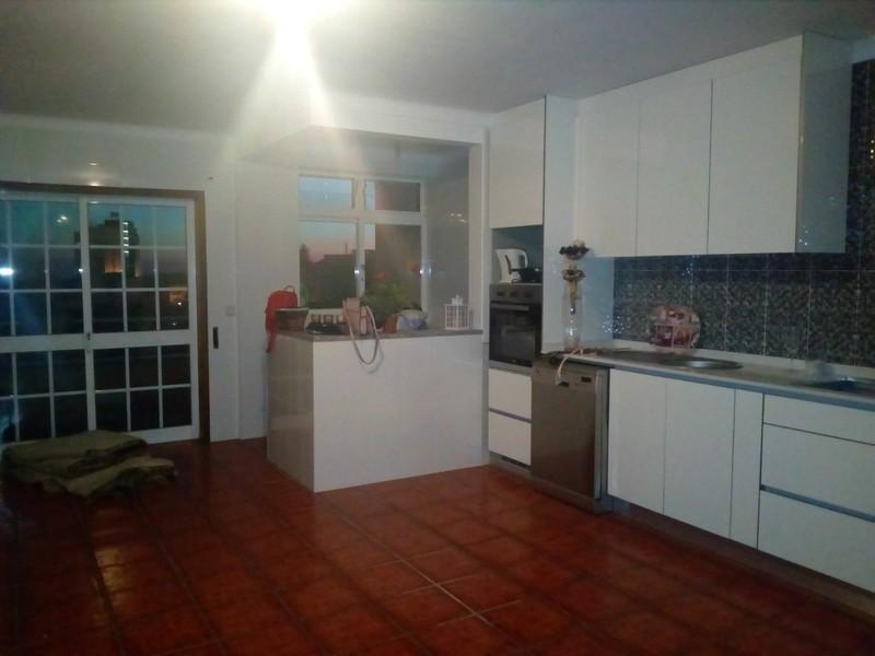 Apartamento no centro T3 Oliveira de Azeméis - garagem, terraço, marquise, varanda