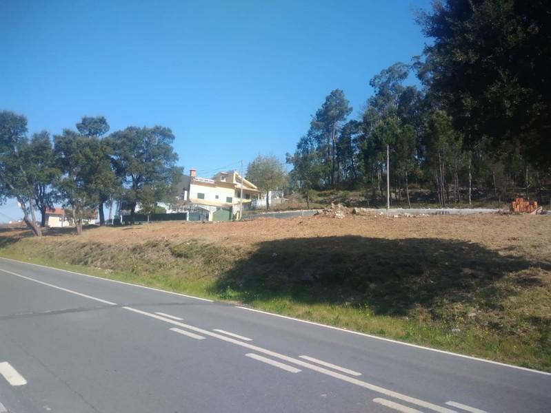 Terreno com 1300m2 Carregosa Oliveira de Azeméis