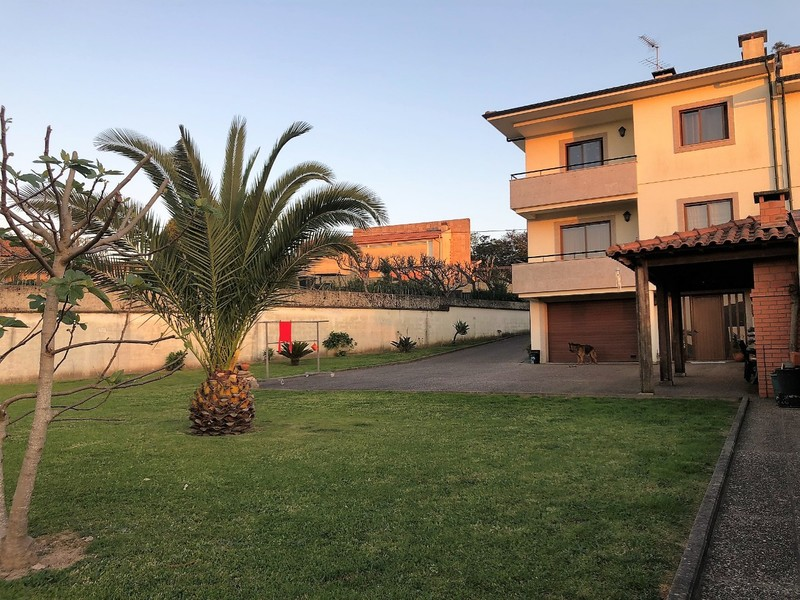 House Semidetached V5 Travanca Santa Maria da Feira - garden, equipped, garage, fireplace, barbecue