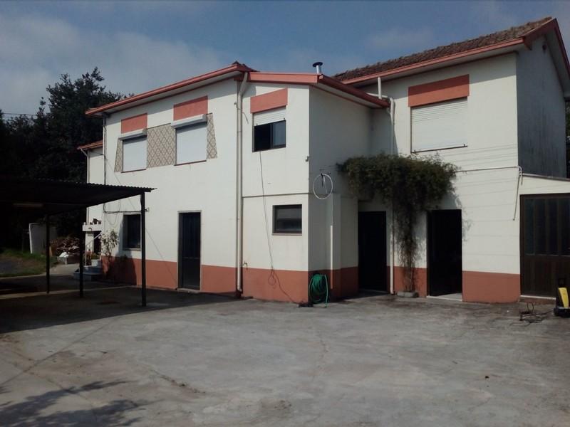Moradia Renovada V3 Macieira de Sarnes Oliveira de Azeméis - rega automática, lareira, jardim, cozinha equipada