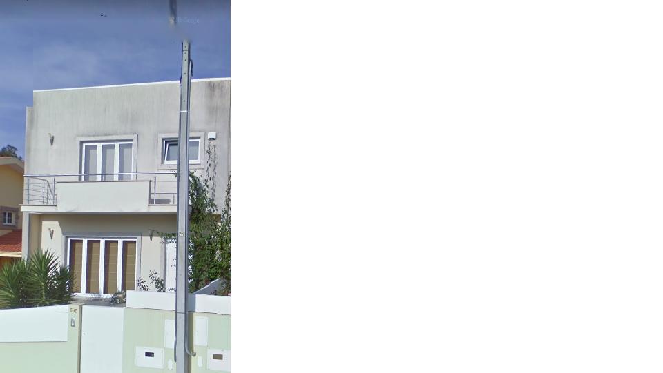 Moradia V3 Vila Maior Santa Maria da Feira - varanda, lareira