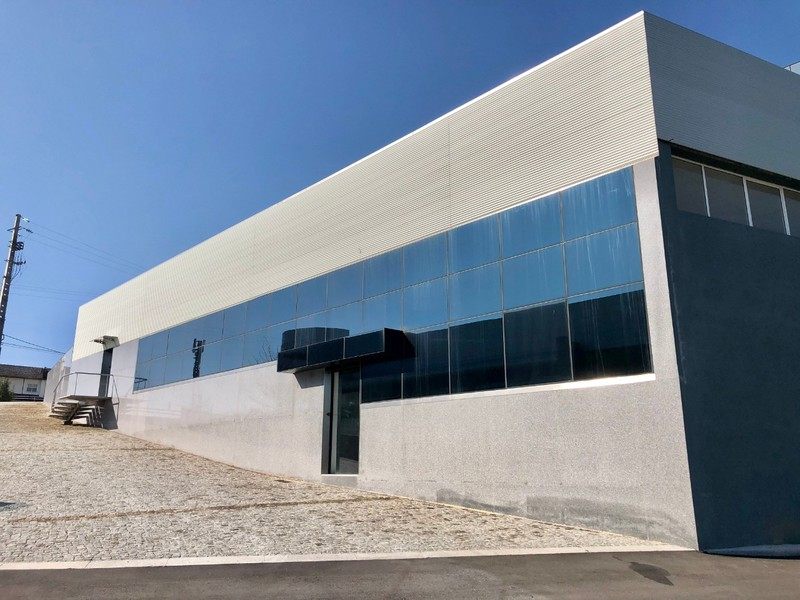 Warehouse with 500sqm Nadais Escapães Santa Maria da Feira