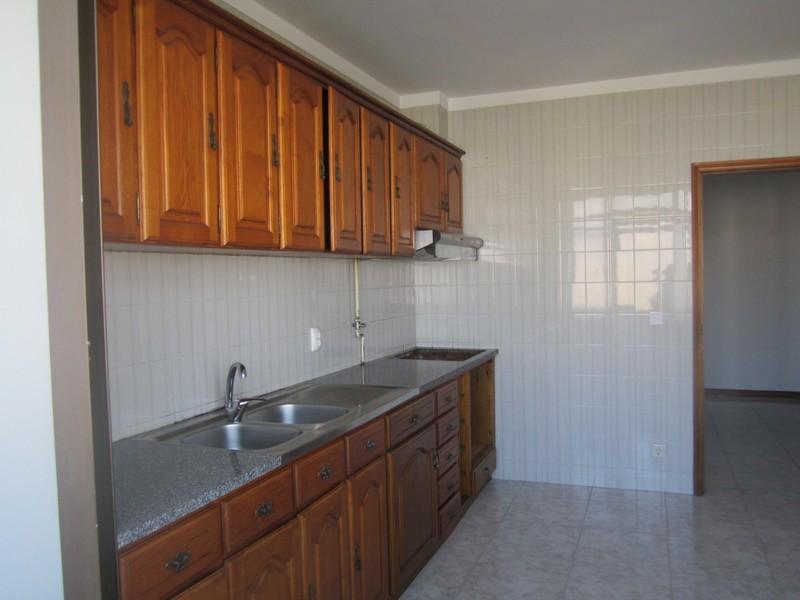 Apartment T2 São João da Madeira - balcony, fireplace, garage, equipped, parking space, balconies