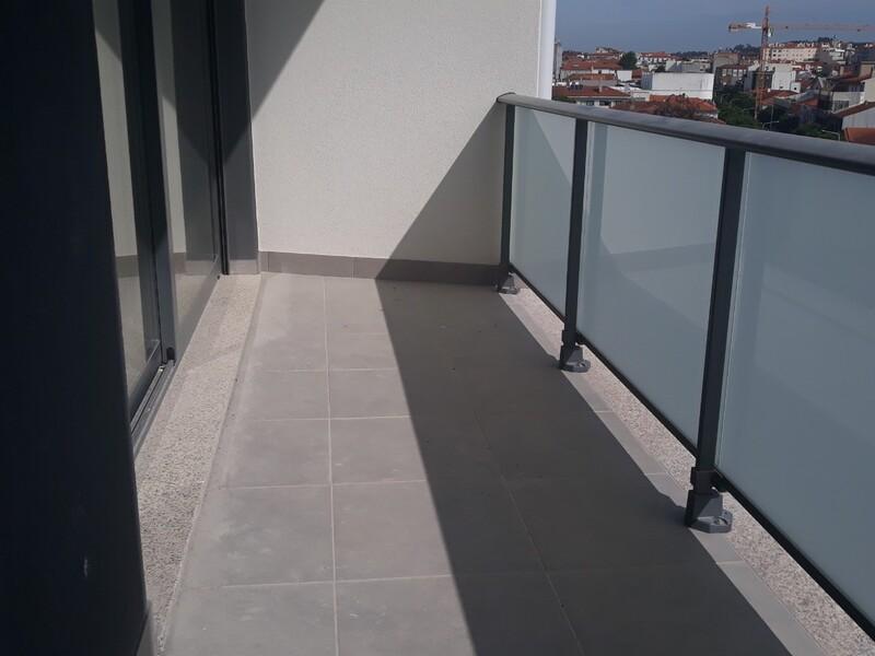 Apartment neue sea view T3 Oliveira de Azeméis - air conditioning, sea view, terrace, garage, kitchen, solar panels