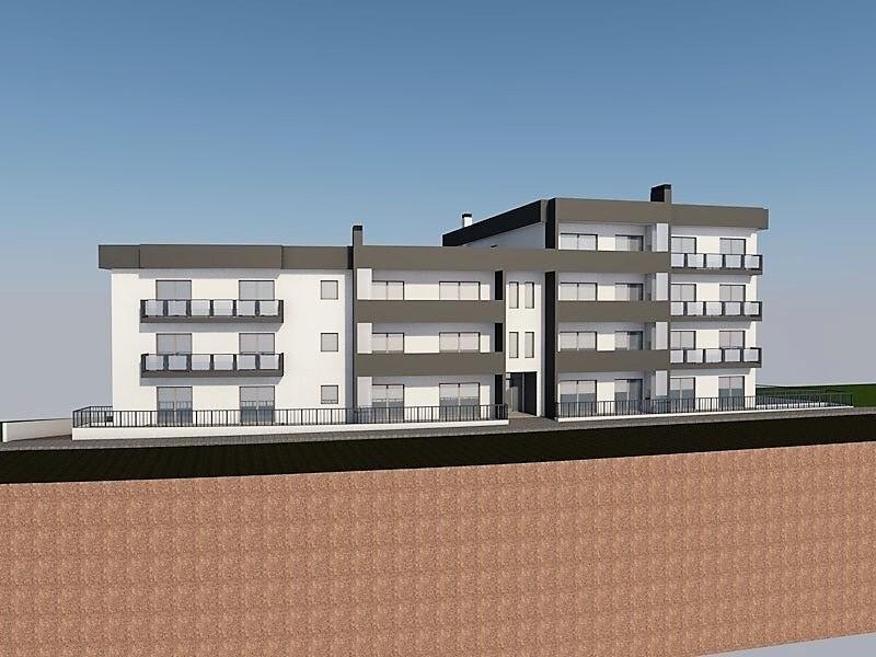 Apartment T3 Oliveira de Azeméis - solar panel, terrace, barbecue, air conditioning, garage