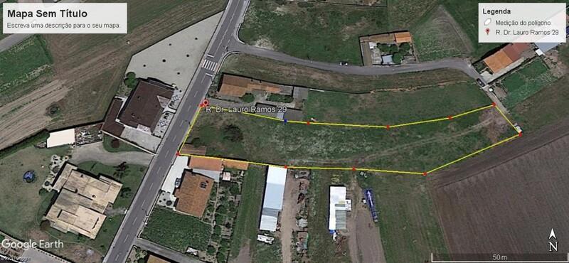 Moradia V0 Térrea para recuperar Santa Luzia Veiros Estarreja - zona calma