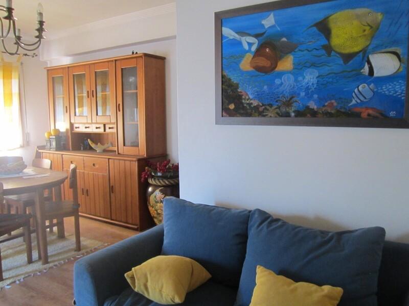 Apartamento T3 Furadouro Ovar - garagem, lareira, varanda