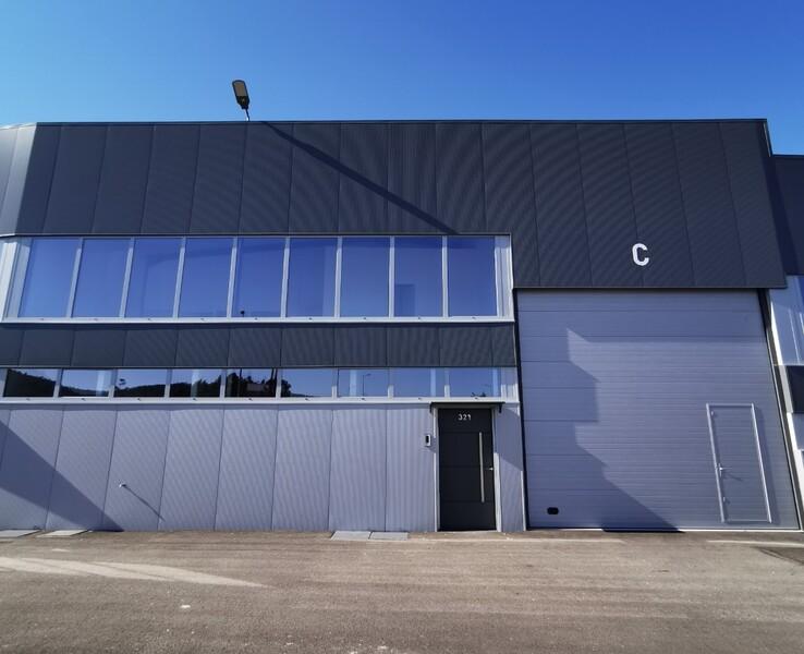 Warehouses nuevo with 752sqm Romariz Santa Maria da Feira - spacious, toilets, toilet, parking lot