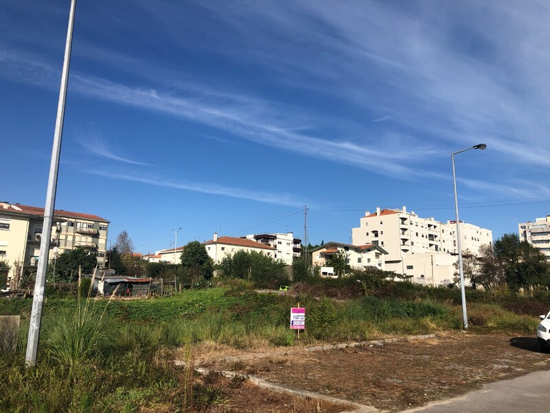 Land Urban for construction São João da Madeira - great location, easy access