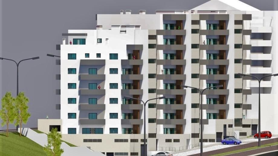 Apartment under construction T3 Oliveira de Azeméis - air conditioning, garage, solar panel, alarm