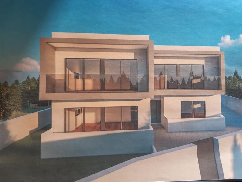 Apartamento T3 C+S / Horto Pinheiro da Bemposta Oliveira de Azeméis - cozinha equipada, 1º andar, r/c, garagem, ar condicionado, jardins, varandas
