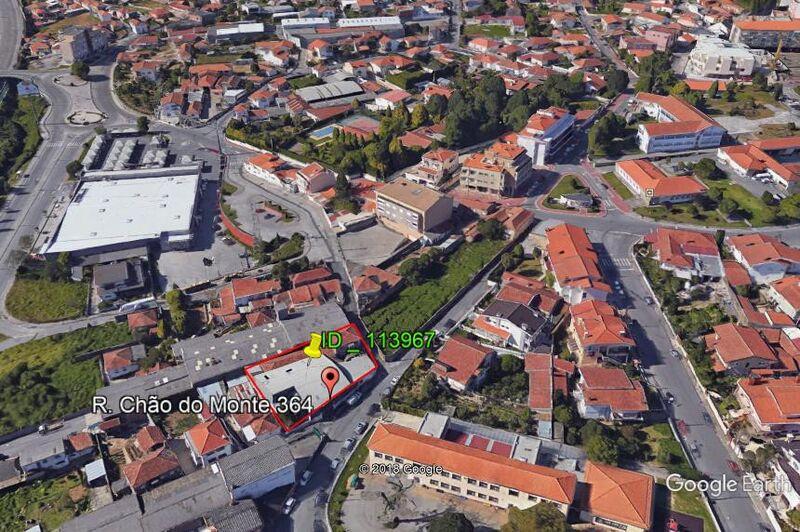 Armazém com 90m2 Santa Maria de Lamas Santa Maria da Feira