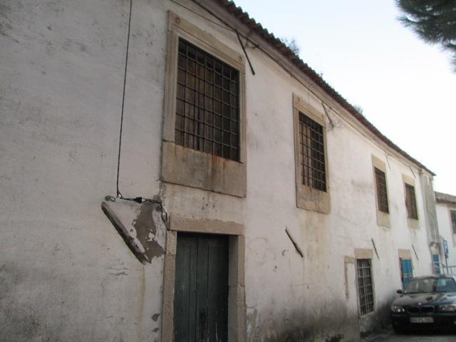Building Old Montemor-o-Velho - terrace