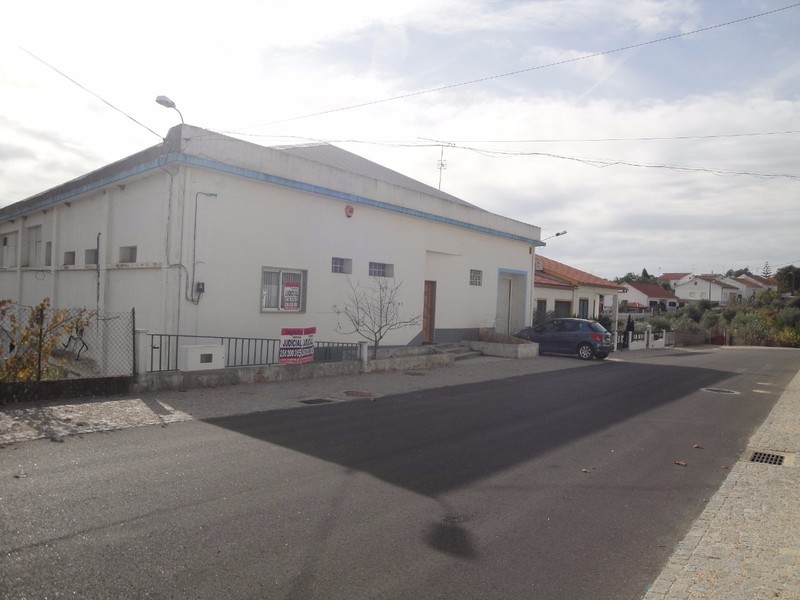Warehouses Industrial with 1532sqm Cebolais de Cima Castelo Branco