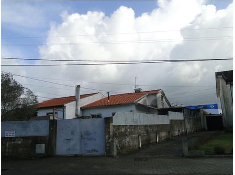 Moradia V4 Eixo Aveiro - garagem