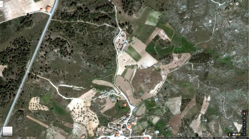 Terreno Rústico com 600m2 Moreira de Rei Trancoso