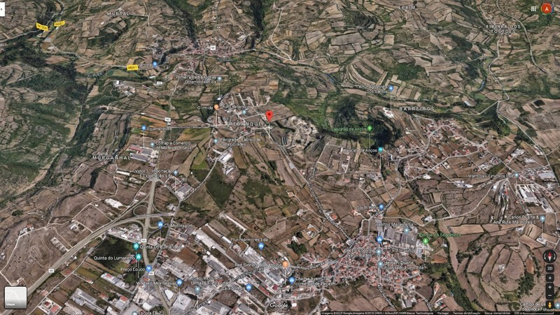 Land Agricultural with 12400sqm Rebanque Montelavar Sintra - easy access
